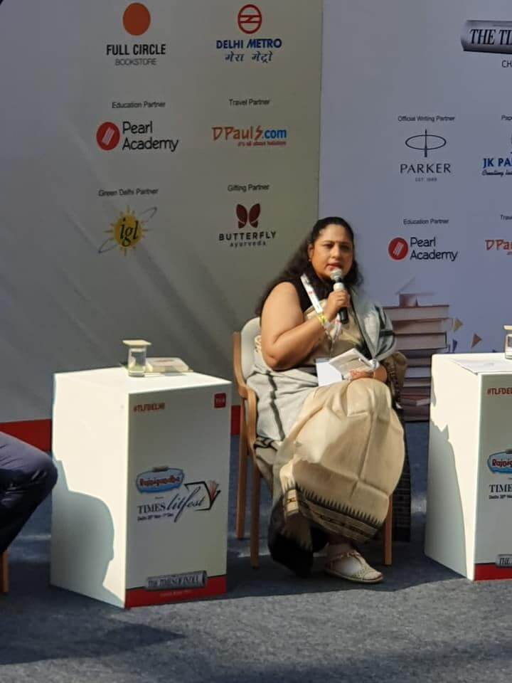 Times Lit Fest 2019 1 | Nandini Sengupta