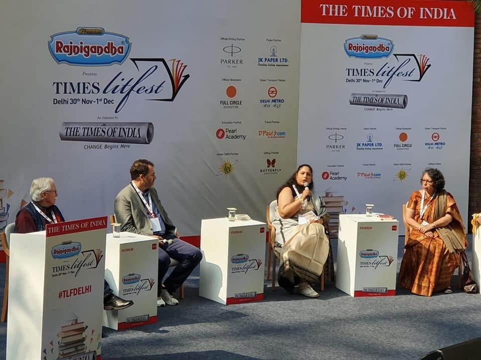 Times Lit Fest 2019 4 | Nandini Sengupta