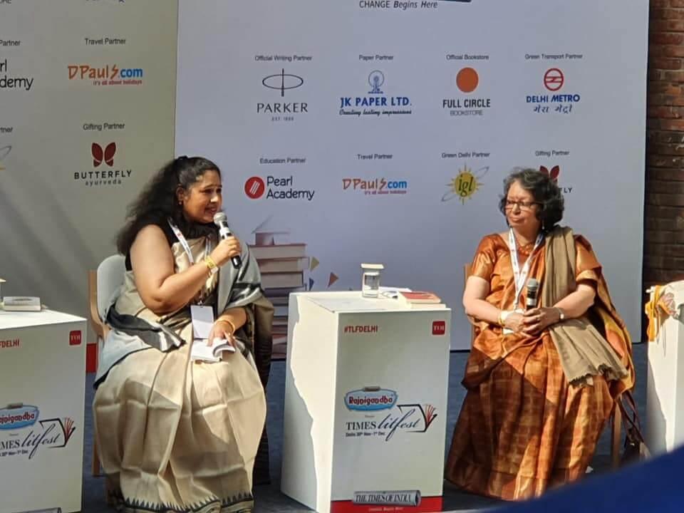 Times Lit Fest 2019 6 | Nandini Sengupta