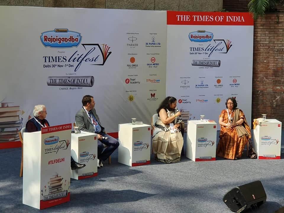Times Lit Fest 2019 7 | Nandini Sengupta