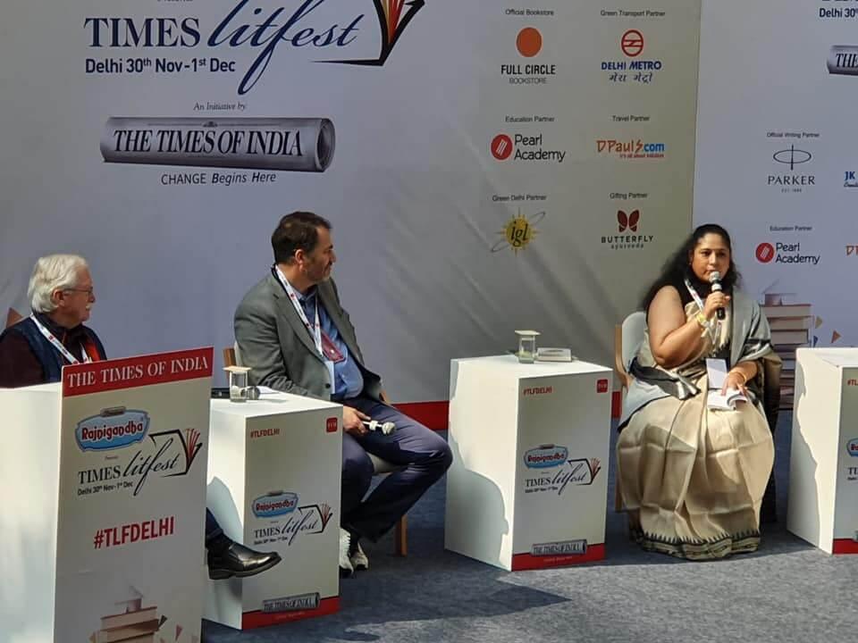Times Lit Fest 2019 8 | Nandini Sengupta