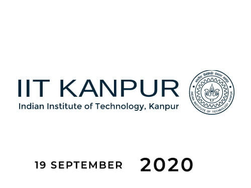 IIT Kanpur 2020 | Nandini Sengupta