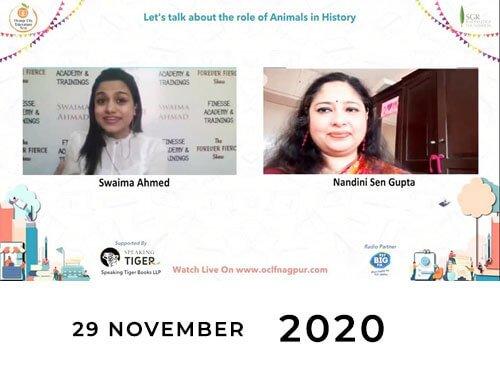 Orange City Lit Fest 2 2020 | Nandini Sengupta